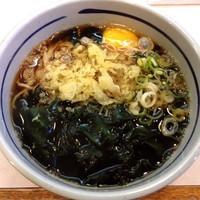「特製吉そば(¥420)」@吉そば 日本橋店の写真