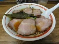 「焼豚麺:950円 中瓶ビール 500円」@青竹平打ち中華そば 麺壱吉兆の写真