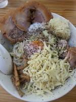 「チャーシュー油そば」@剛田製麺店 太田店の写真