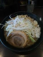 「ラーメン(並)」@麺や 晴桜の写真