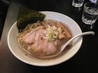 「肉煮干ラーメン」@音麺酒家 楽々の写真