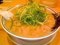 「ねぎ肉そば (819円)」@丸源ラーメン 足利店の写真