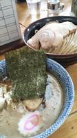 「特製つけ蕎麦 中盛」@中華蕎麦 サンジの写真