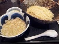 「【三ツ矢堂製麺@高田馬場】とろろ山芋つけ麺(930円)」@三ツ矢堂製麺 高田馬場店の写真