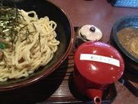 「石焼濃厚つけ麺(大盛)」@将軍らーめん三峰 深谷店の写真