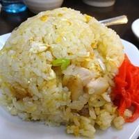 「チャーハン…650円」@味噌麺処 花道の写真