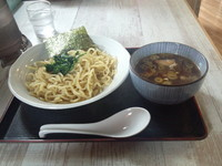 「和風だしつけそば」@麺屋蔵之介の写真