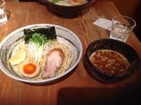 「つけ麺 750円」@みつ星製麺所 福島本店の写真