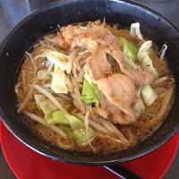 「ど根性の醤油」@神戸ちぇりー亭 明石魚住店の写真