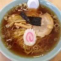 「ラーメン 500円」@伊勢屋本店の写真