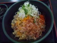 「油蕎麦」@ゆで太郎 習志野大久保店の写真