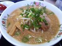 「ラーメン【450円】」@餃子の王将 茨木松ヶ本店の写真