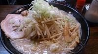 「醤油ラーメン(680円)+中盛り(50円)」@麺処 繋-Guの写真