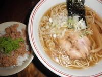「煮干しそば(限定) 「750円」」@井之上屋の写真