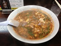 「レギュラー(辛さ三倍)」@辛麺屋 桝元 大阪本店の写真