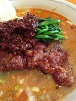 「パーコー担々麺」@台湾料理 生駒の写真