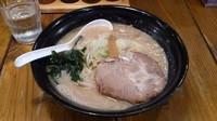「味噌らーめん(中盛・麺硬め)」@北海道らーめん きむら初代の写真