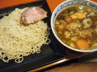 「海鮮つけ麺700円」@めんけんの写真