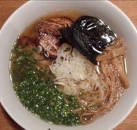 「極煮干・塩750円」@喜元門 水戸笠原店の写真