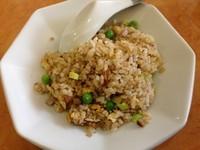 「日替りランチ(ラーメンと炒飯)」@中国料理 輝煌の写真