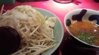 「つけ麺」@らーめん 大山 水戸店の写真