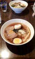 「あっさり煮干し醤油 @700円」@麺や ハレル家の写真