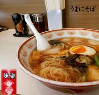 「うまにそば(780円?)」@味楽の写真