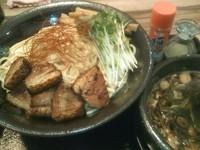 「鴨つけ麺」@中華そば 鍾馗の写真