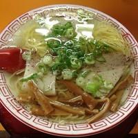 「特製塩そば(¥600)」@麺屋7.5Hz 生野本店の写真
