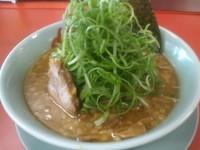 「ねぎねぎXO醤麺」@ラーメン山岡家 長野南長池店の写真