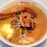 「味噌バターラーメン 660円」@札幌ラーメン サロマの写真