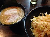 「つけ麺あつもり(紺)【780円】」@麺処 繋-Guの写真