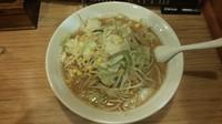 「野菜らーめん味噌」@らーめんともや 藤岡西店の写真