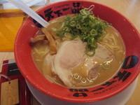 「こってりラーメン並700円(普通麺)」@天下一品 三郷店の写真