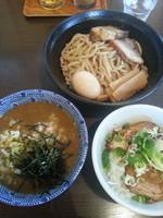 「特製つけ麺」@つけ麺 弥七の写真