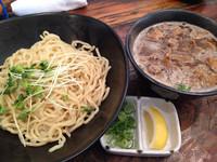 「かすつけ麺」@テラダ商店の写真