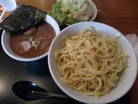 「つけ麺(大盛り)」@麺創 宮本の写真