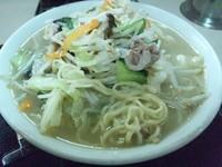 「野菜拉麺¥780」@まぁちゃん拉麺の写真