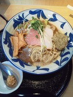 「限定ソバ」@つけ麺 たけもとの写真