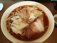 「並ラーメン(ヤサイアブラ)¥700」@ラーメン つけ麺 富士 杭瀬店の写真