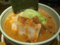 「辛味噌チャーシュー麺 小辛」@麺肴 ひづきの写真