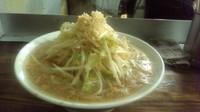 「ポン酢 麺少なめ にんにく 800円」@凛 大井町店の写真