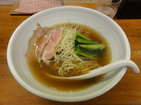 「醤油らーめん」@麺屋 一徳の写真