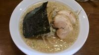 「とんこつ醤油らーめん_650円」@麺や 天鳳 中野坂上店の写真