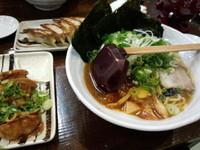 「炒めネギらーめん830+替え玉」@麺場 風麟の写真