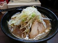 「レディースラーメン」@麺や 晴桜の写真
