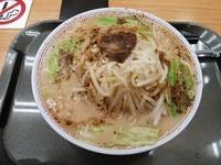 「小二郎ラーメン¥780」@東部湯の丸サービスエリア(上)の写真