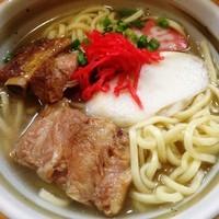 「ソーキそば」@沖縄料理 はいさ~いの写真