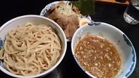 「特製つけ麺・中盛」@麺屋 いっこくの写真
