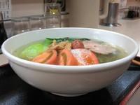 「茶拉麺」@まぁちゃん拉麺の写真